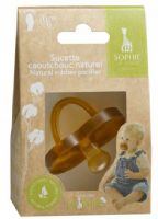 So Pure Sophie la girafe So' Pure Natural Rubber Pacifier